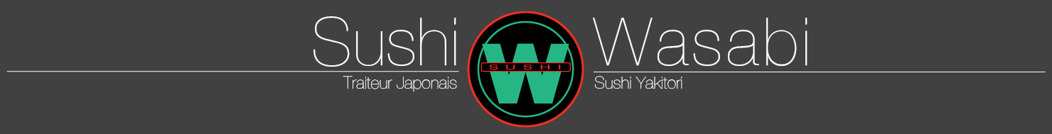 /// SUSHI WASABI /// 93 Bld de Sébastopol 75002 Paris